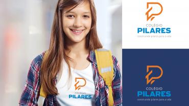 Refresh de marca - Colégio Pilares