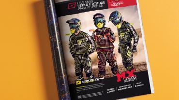 Anúncio de Revista - STDS